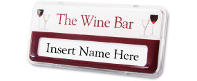 Reusable Name Badges | www.namebadgesinternational.ca